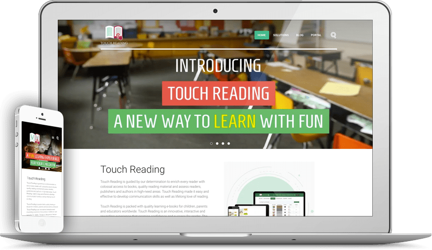 TOUCH READING